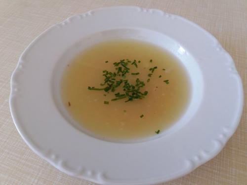 Polévka petrželová