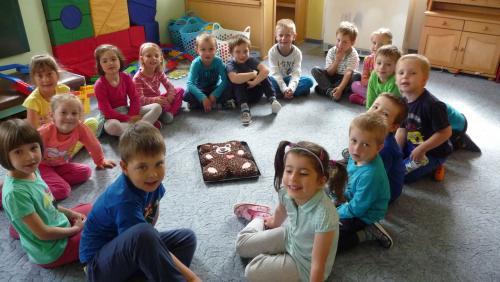 Oslava Dne dětí